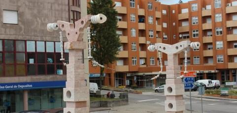 Escultura de João Cutileiro
