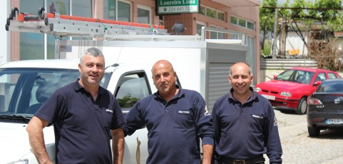 Conheça os nossos electricistas!